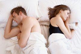 Отсутствие или снижение полового влечения